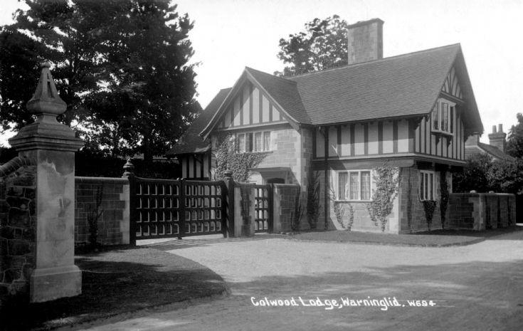 Colwood Lodge, Warninglid