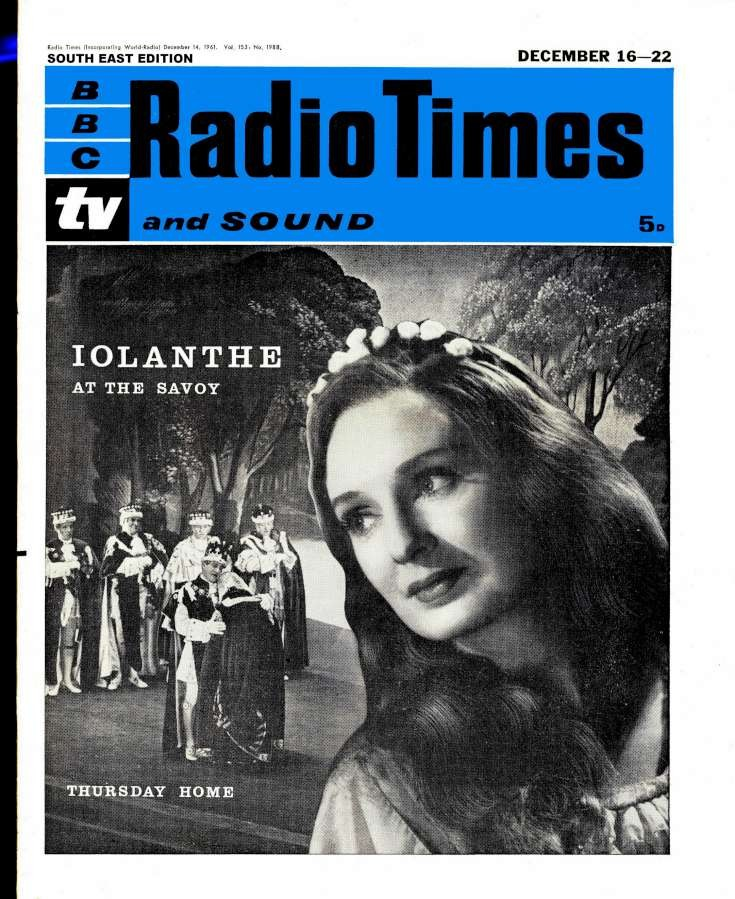 Radio Times with