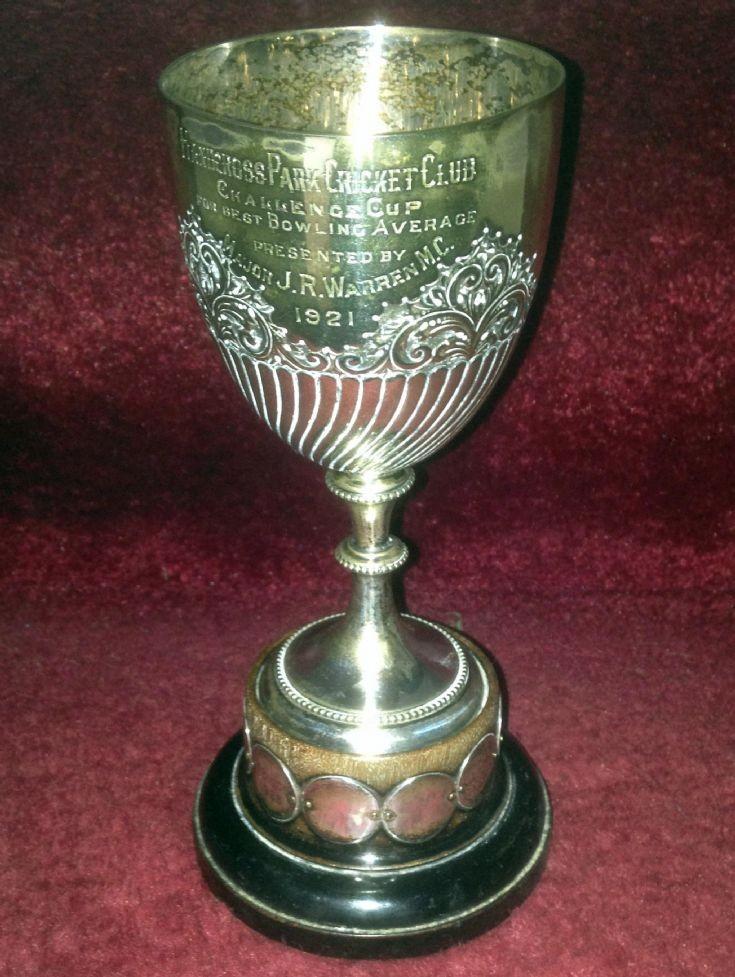 Handcross Park Cricket Club Challenge Cup