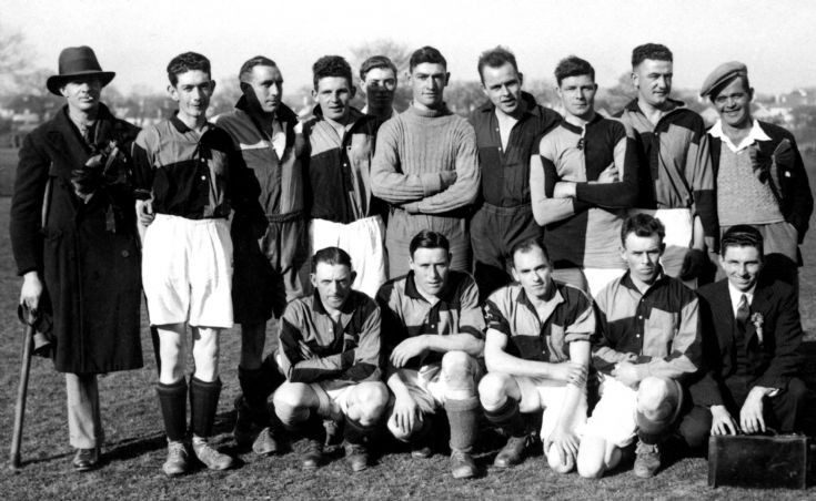 Handcross football team 1938