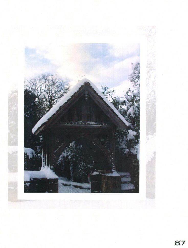 Lych gate, Slaugham