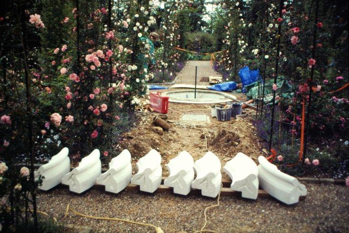 Nymans - Rose Garden renovation (4)
