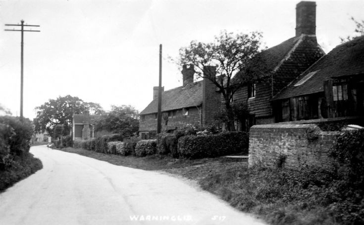 The Street, Warninglid