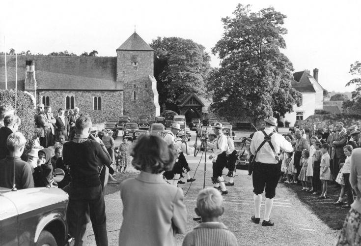 Slaugham wins Best Kept Village competition