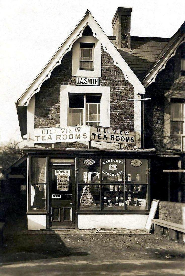 Hill View Tea Rooms, Handcross
