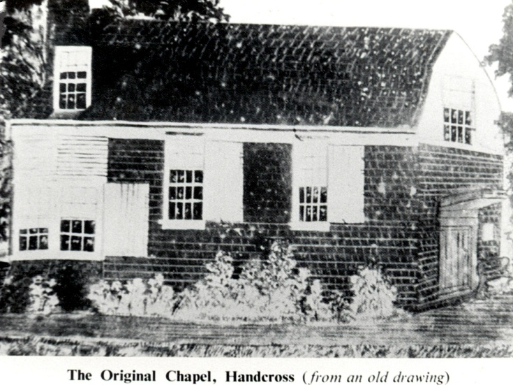 Zoar Baptist Chapel - High Street, Handcross