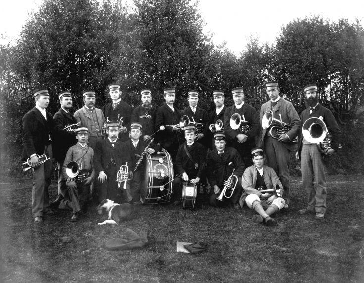 Handcross Band 1892