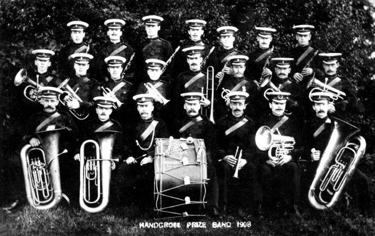Handcross Band 1908