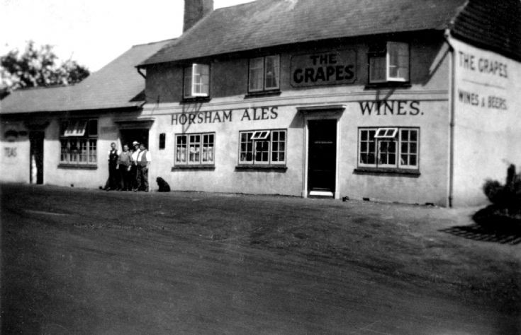 The Grapes, Pease Pottage