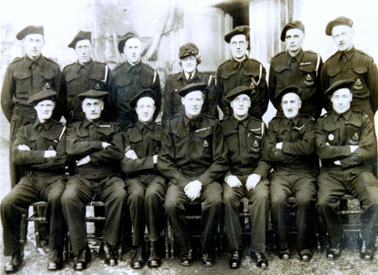 Handcross Civil Defence Service