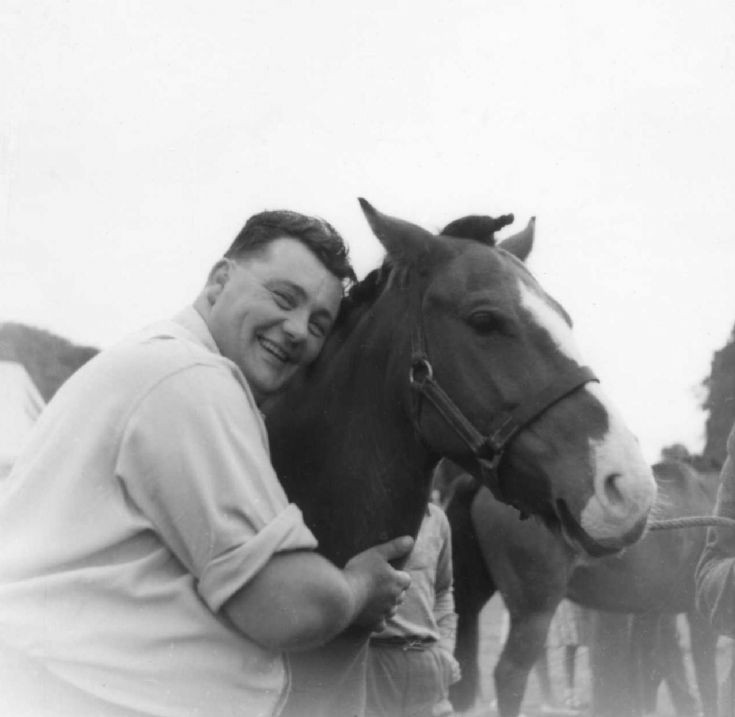 Carthorse Derby at Handcross 1960