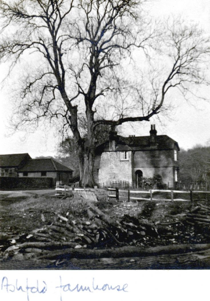 Ashfold Farmhouse, Handcross