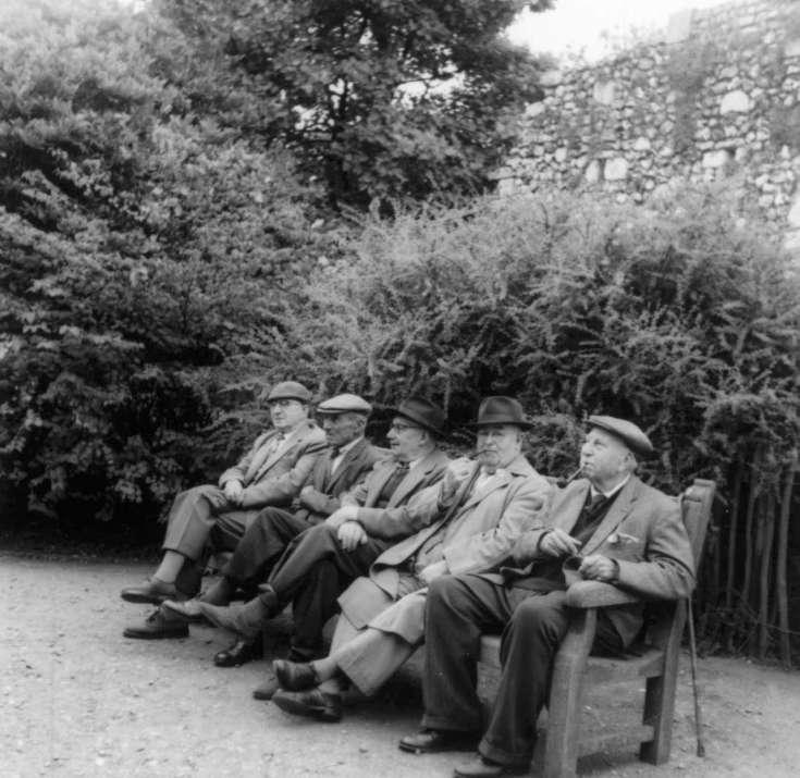 Trip to Leonardslee Gardens 1960