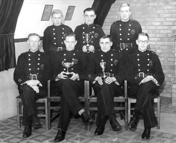 Handcross Auxiliary Fire Service 1939-45