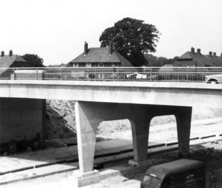 The new bridge, Handcross