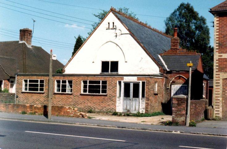 Methodist Chapel in Handcross High Street