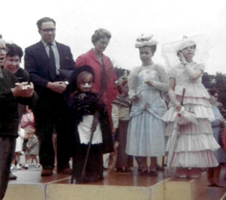 Handcross school fete - 1965