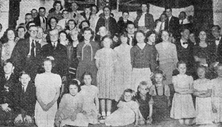 British Legion social at Staplefield