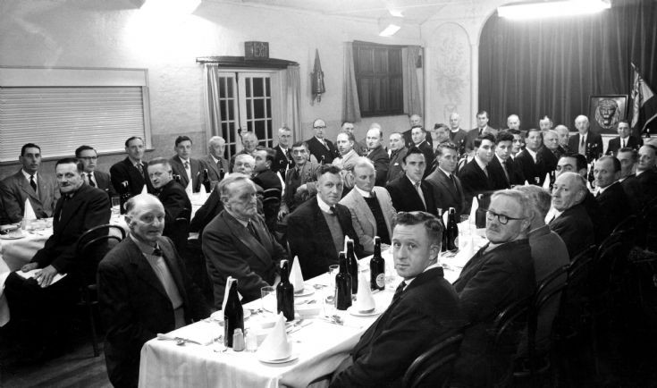 British Legion dinner and entertainment