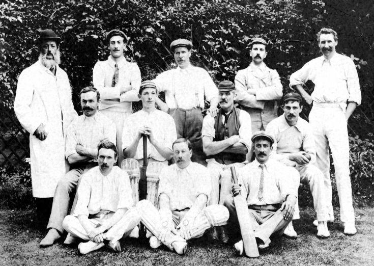 Handcross cricket team