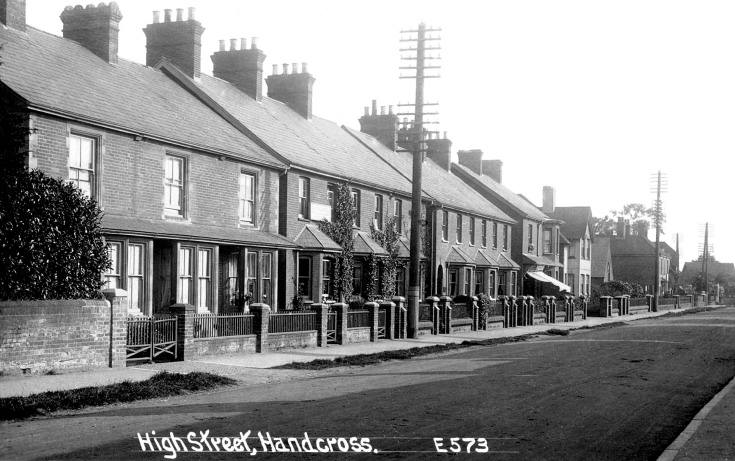 Rose & Oakley Cottages, High Street, Handcross