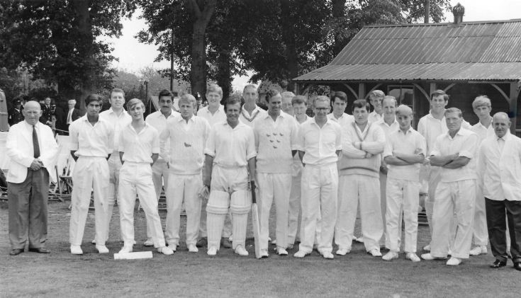 Handcross Cricket Club versus Sussex