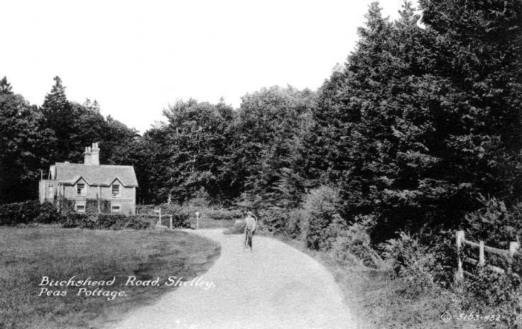 Buchan Hill Lodge, Pease Pottage
