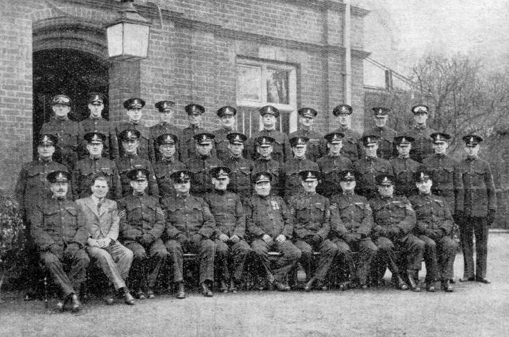 Police of the Haywards Heath Division