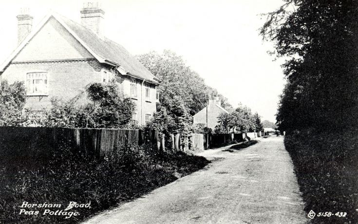 Horsham Road, Pease Pottage