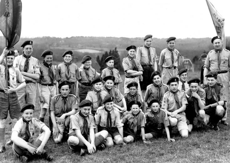 Handcross scouts