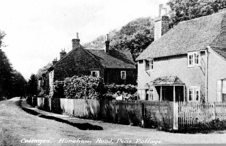 Horsham Road, Pease Pottage