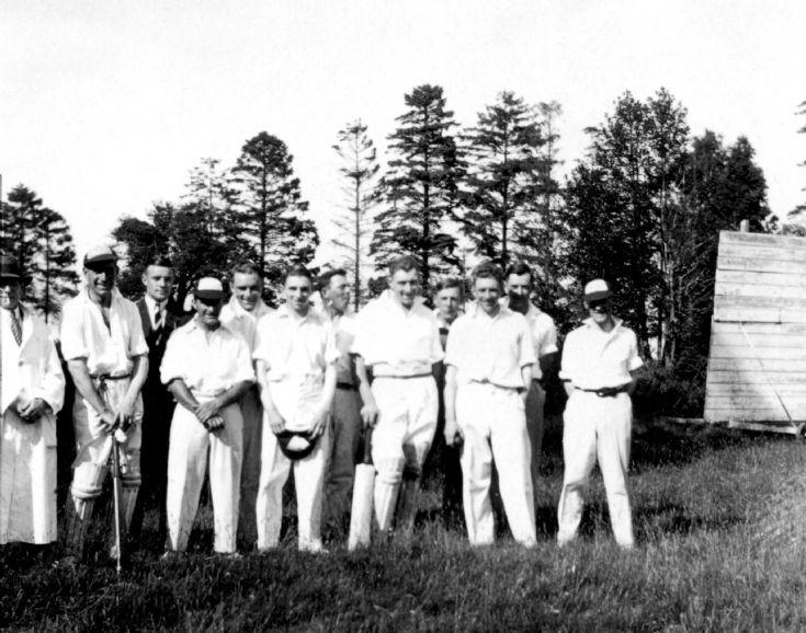 Pease Pottage cricket team