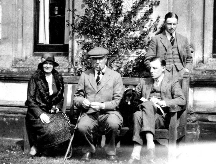 Mildred Nix and family of Tilgate and Free Chase