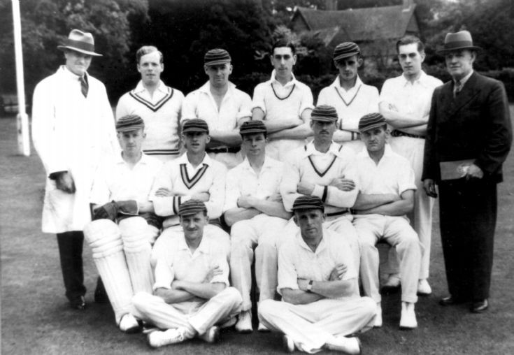 Hyde cricket club, Handcross 1936
