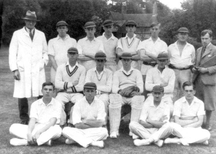 Hyde cricket club, Handcross 1937