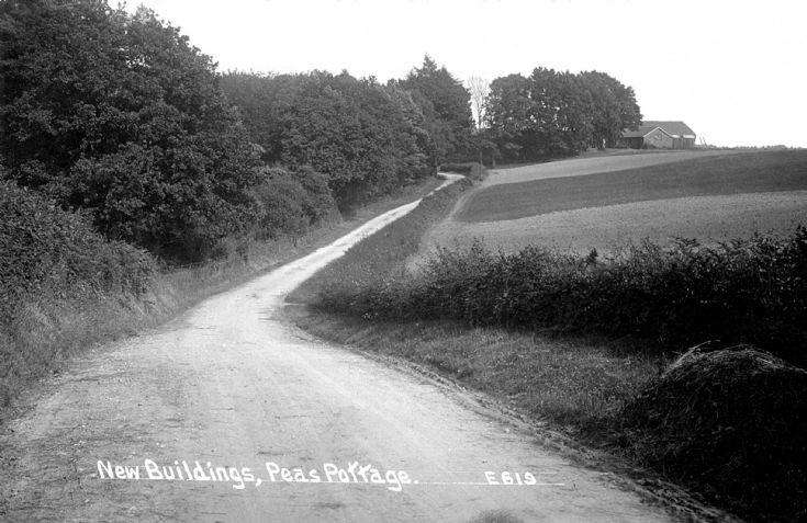 New Buildings, Parish Lane, Pease Pottage