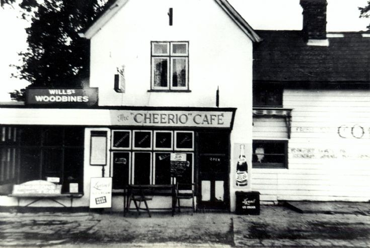 Cheerio Cafe, Pease Pottage