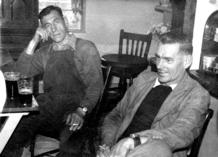 Regulars at the Royal Oak, Handcross