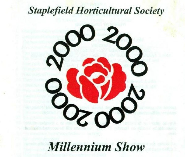 Staplefield Horticultural Show 2000