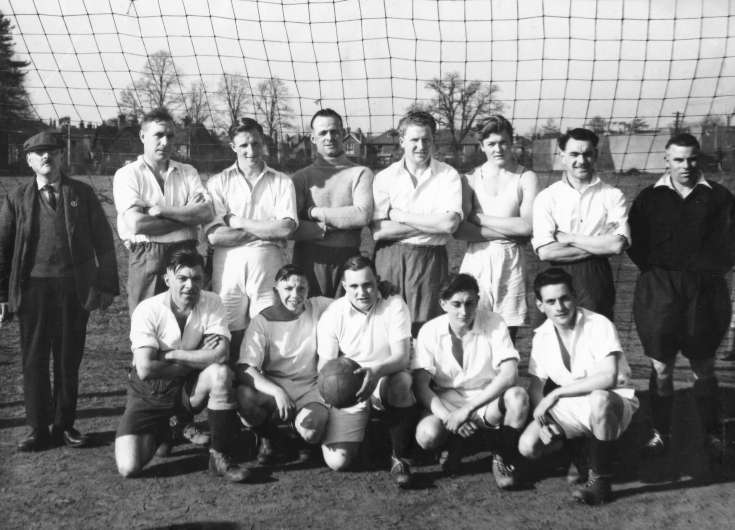 Handcross football team 1949