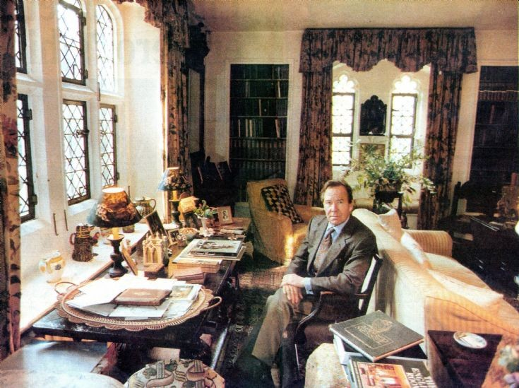 Lord Snowdon announces plans for Nymans (2 of 2)