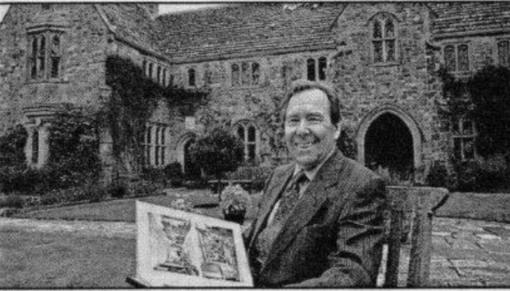 Lord Snowdon announces future plans for Nymans