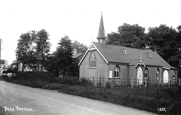 Tin Church, Pease Pottage