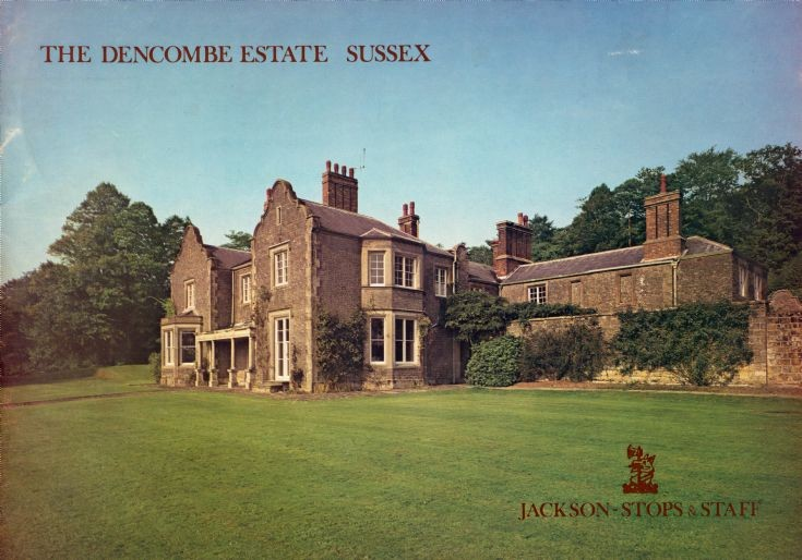 Auction sale of Dencombe Estate, Handcoss (1 of 2)