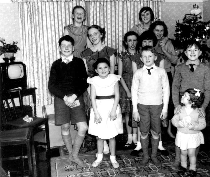 Pease Pottage children's party