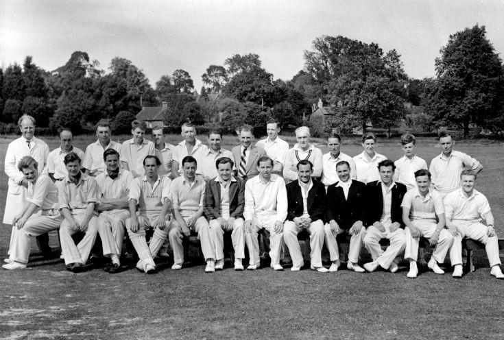 Staplefield cricket club v. E. G. Slesinger's XI