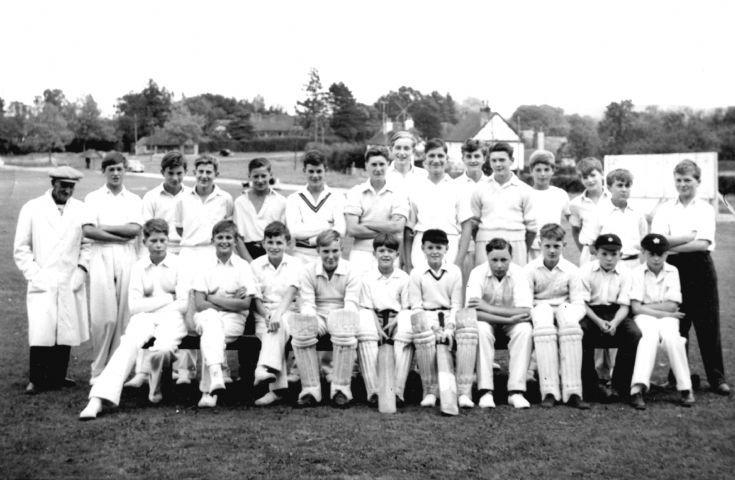 Staplefield youth cricket match