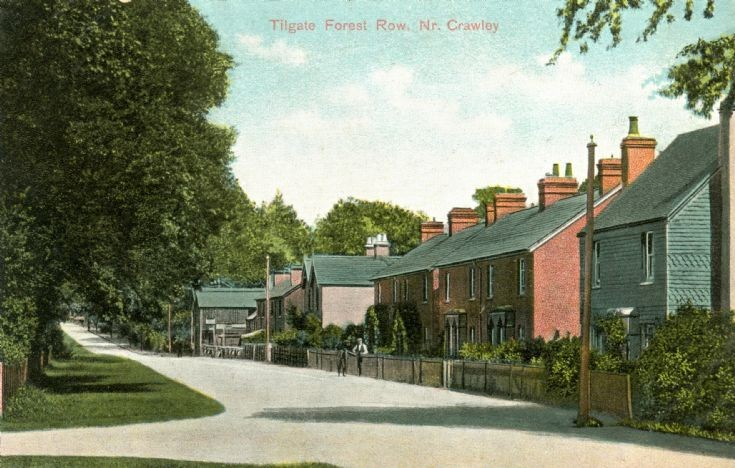 Tilgate Forest Row, Pease Pottage