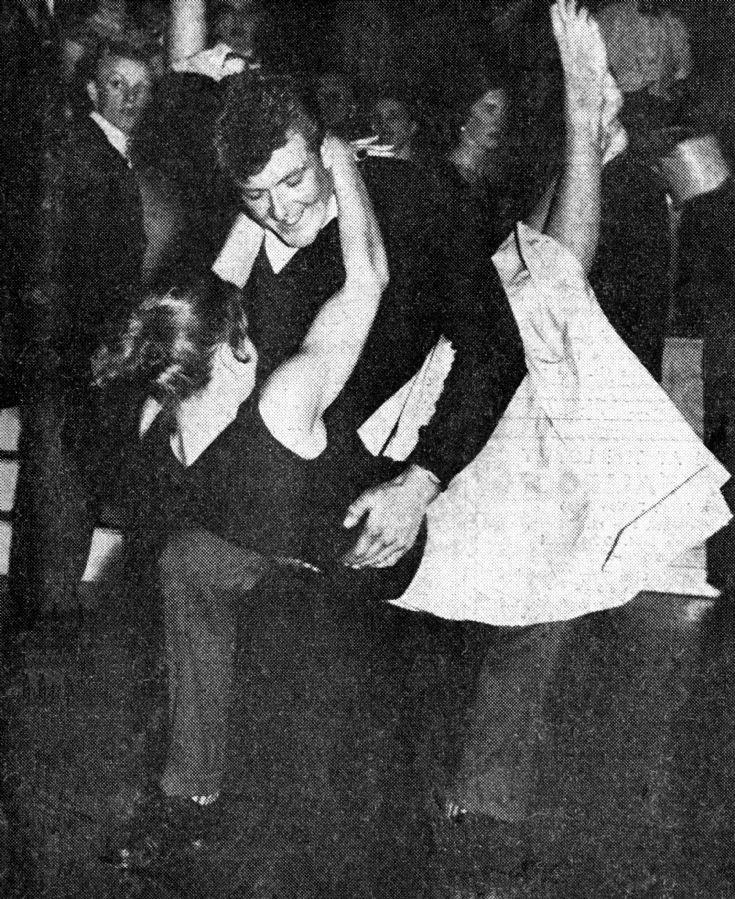 Dances (3 of 6) - Rock 'n' Roll comes to Handcross
