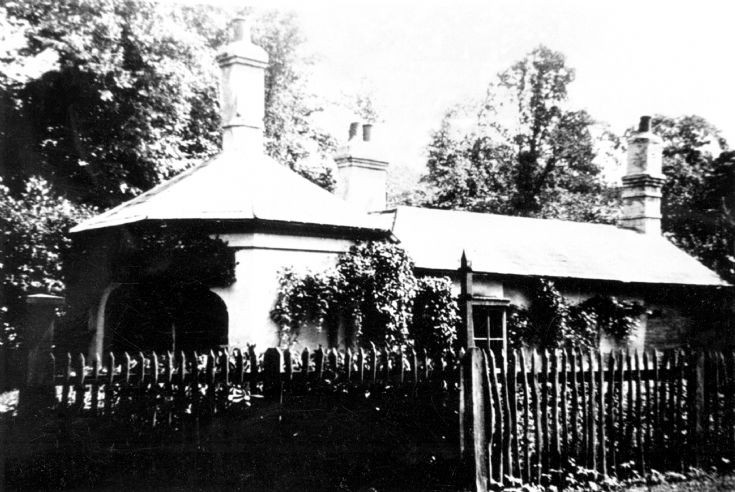 Gate Lodge, Tilgate Forest Lodge, Pease Pottage